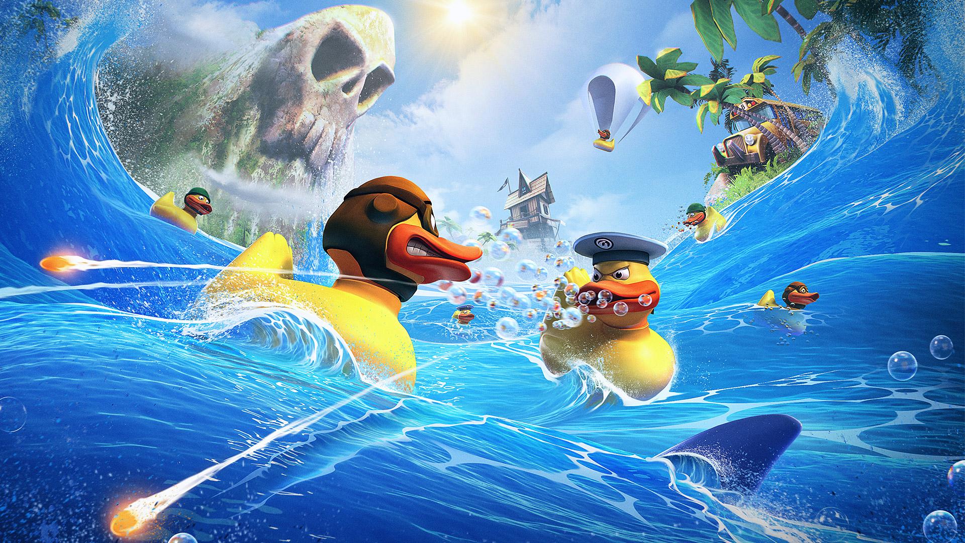 Wargaming представляет World of Ducks — утиный онлайн-экшен