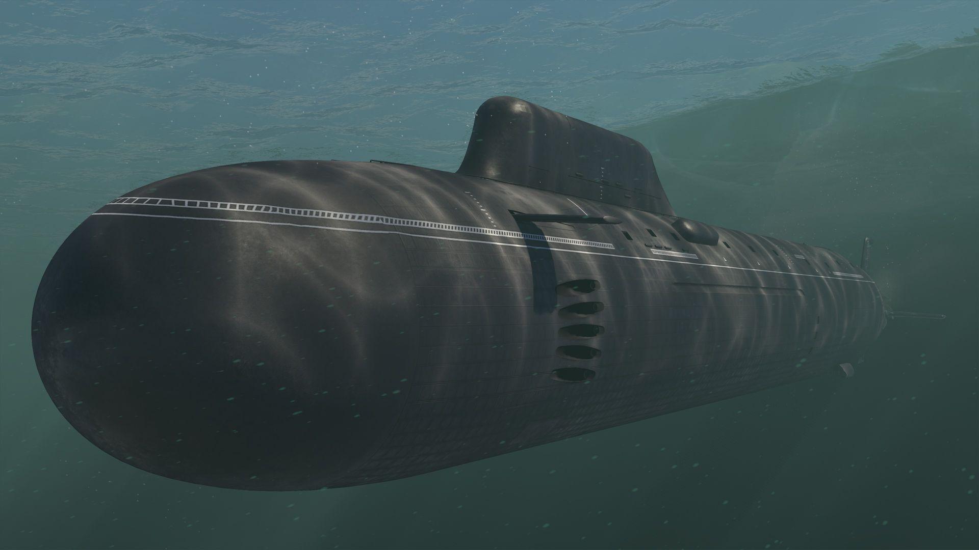 Авторы War Thunder анонсировали Silent Thunder — военную онлайн-игру про атомные подлодки