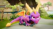 Фиолетовый дракончик возвращается — анонсирована Spyro Reignited Trilogy