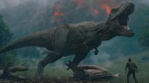 Мерзкие людишки не дают динозаврам покоя в новом трейлере «Мира Юрского периода 2»