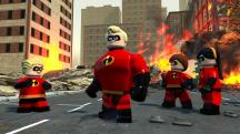Супергеройский экшен с острыми углами — новый трейлер LEGO The Incredibles