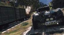 В новом трейлере Onrush машина — не просто средство передвижения, а оружие