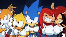 Sonic Mania Plus раскрывает дату релиза с новым зажигательным трейлером