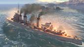 Прямо сейчас в War Thunder можно опробовать лёгкие крейсеры
