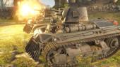 В Crossout появился свой мир танков. Но только на одну неделю