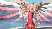 Ангел станет вашей розовой феей, если вы поддержите благотворительную акцию в Overwatch