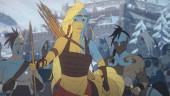 Разработчики The Banner Saga 3 выпустили ролик о девушке-кентавре и сообщили дату выхода первой части на Switch