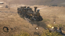В Crossout появился PvP-режим с огромными машинами смерти