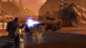 Хаос и разрушение под приятную музыку — геймплейный трейлер Red Faction: Guerrilla Re-Mars-tered