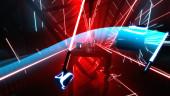 На PlayStation VR появится ритм-игра со световыми мечами Beat Saber