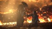 Самурайская честь, самурайский стелс и самурайская Плотва— восемь минут геймплея Ghost of Tsushima