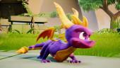 Видеосравнение новой Spyro с оригиналом на PlayStation One