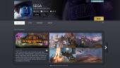 В Steam появились персональные страницы издателей и разработчиков