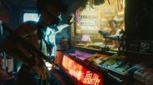 Общественный транспорт в мире Cyberpunk 2077 настолько умный, что не нуждается в водителях и диспетчерах