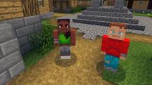 Microsoft и Nintendo бросают камни в огород Sony в новой рекламе Minecraft