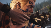 К битвам Total War: ARENA присоединился Амбиорикс— искусный лучник и принц плутов