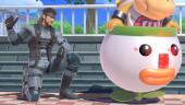 Актёр Metal Gear Solid не одобряет плоскую задницу Снейка в Super Smash Bros. Ultimate
