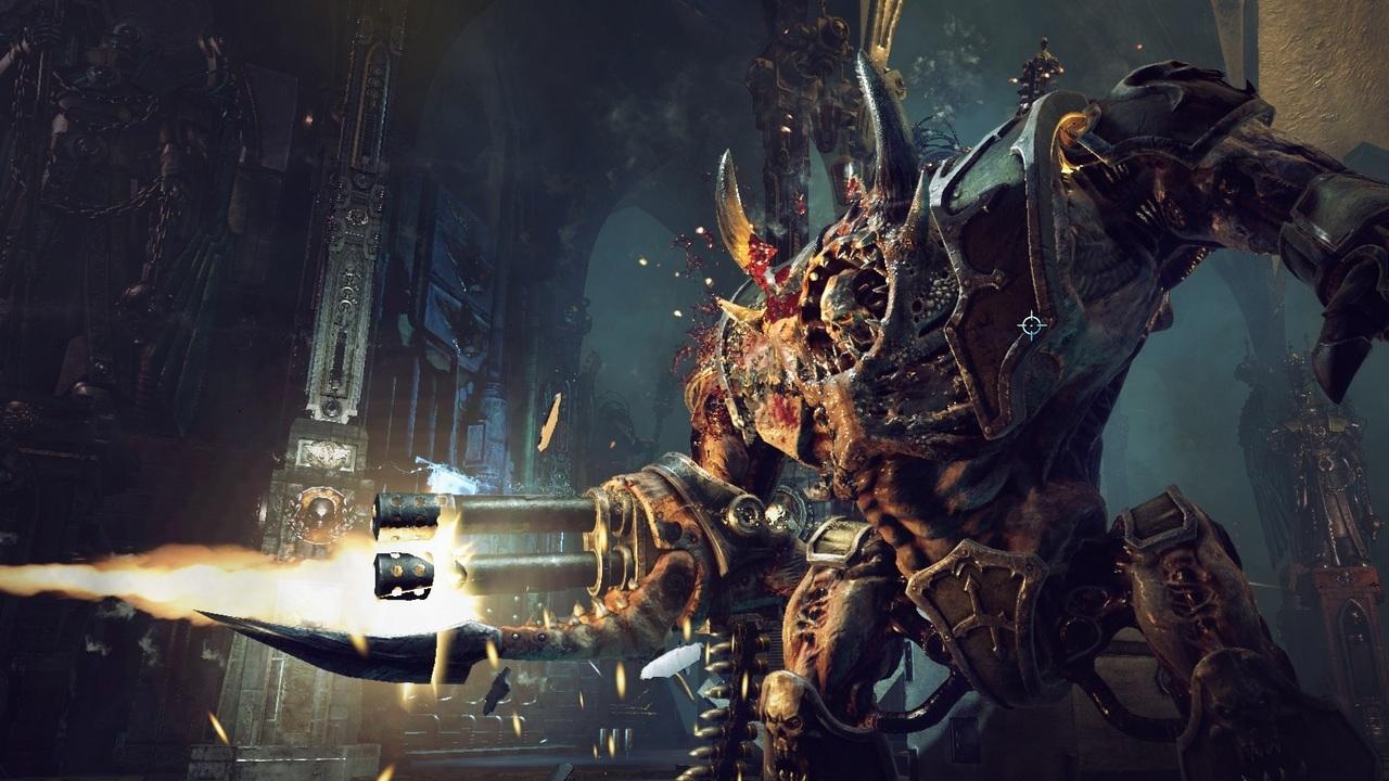 Консольная Warhammer 40,000: Inquisitor — Martyr переехала на август