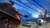 В War Thunder начался сезон танкового футбола
