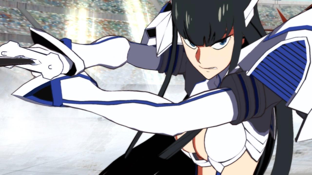 Рюко против Сацуке — первый геймплейный трейлер Kill la Kill the Game