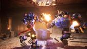 Анонсирована Override: Mech City Brawl — мочилово с боевыми роботами и разрушаемыми аренами