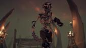 Угрюмые скелеты идут на дно в трейлере дополнения Cursed Sails для Sea of Thieves