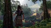 В новом видео о Shadow of the Tomb Raider Лара гуляет по затерянному золотому городу