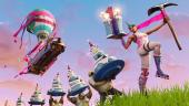 Fortnite начала праздновать первый день рождения