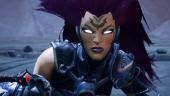 Ярость сливается с пламенем— сюжетный отрывок Darksiders III