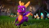 На дисках со Spyro Reignited Trilogy записана только первая игра серии