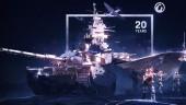 Игры Wargaming будут целый месяц отмечать 20-летие компании
