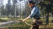 Артур Морган охотится, заводит друзей и избавляется от врагов — геймплей Red Dead Redemption 2