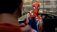 Джей Джона Джеймсон и Питер Паркер обсуждают открытый мир в Marvel's Spider-Man