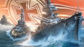В World of Warships: Blitz прибыли немецкие линкоры