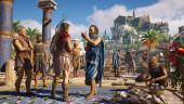 Трейлеры Assassin's Creed: Odyssey сулят мир, полный опасностей