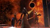 Hellpoint— оккультизм, глубокий космос и чёрная дыра, влияющая на геймплей