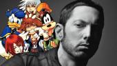 В новом альбоме Эминема играет семпл из Kingdom Hearts