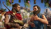 Assassin's Creed: Odyssey подкралась к золоту