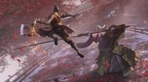 12 минут Sekiro: Shadows Die Twice с огромным змеем и боссом