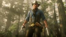 Red Dead Redemption 2: анонс релизного трейлера, дата начала предзагрузки и физическая версия на двух дисках