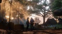 Взрывы, ограбления и старые знакомые — релизный трейлер Red Dead Redemption 2