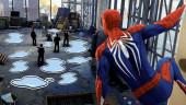 Insomniac посмеялась над недостатком луж в новом патче для Marvel's Spider-Man