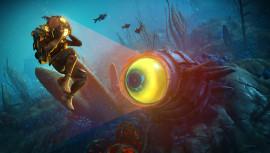 Обновление The Abyss для No Man's Sky разнообразит подводный мир игры