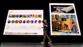 Apple заявила, что графическая мощь нового iPad сравнима с Xbox One S