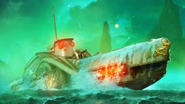 Хеллоуин в World of Warships предлагает опробовать подводные лодки