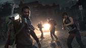 Четверо против зомби— кинематографичный трейлер к запуску Overkill's The Walking Dead