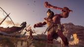 В ноябре Assassin's Creed: Odyssey получит новые предметы, события, улучшения и не только