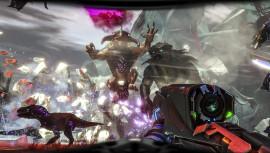 Мыслимые и немыслимые гиганты в релизном трейлере Extinction— кульминации ARK: Survival Evolved