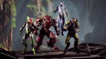 BioWare показала систему кастомизации джавелинов в Anthem