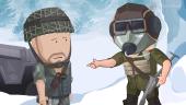 Голосуй за развитие сюжета нашего мультфильма — выигрывай призы от Gigabyte!